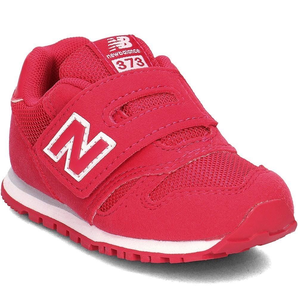 New Balance 373 KV373NKI rosa lunghezza caviglia