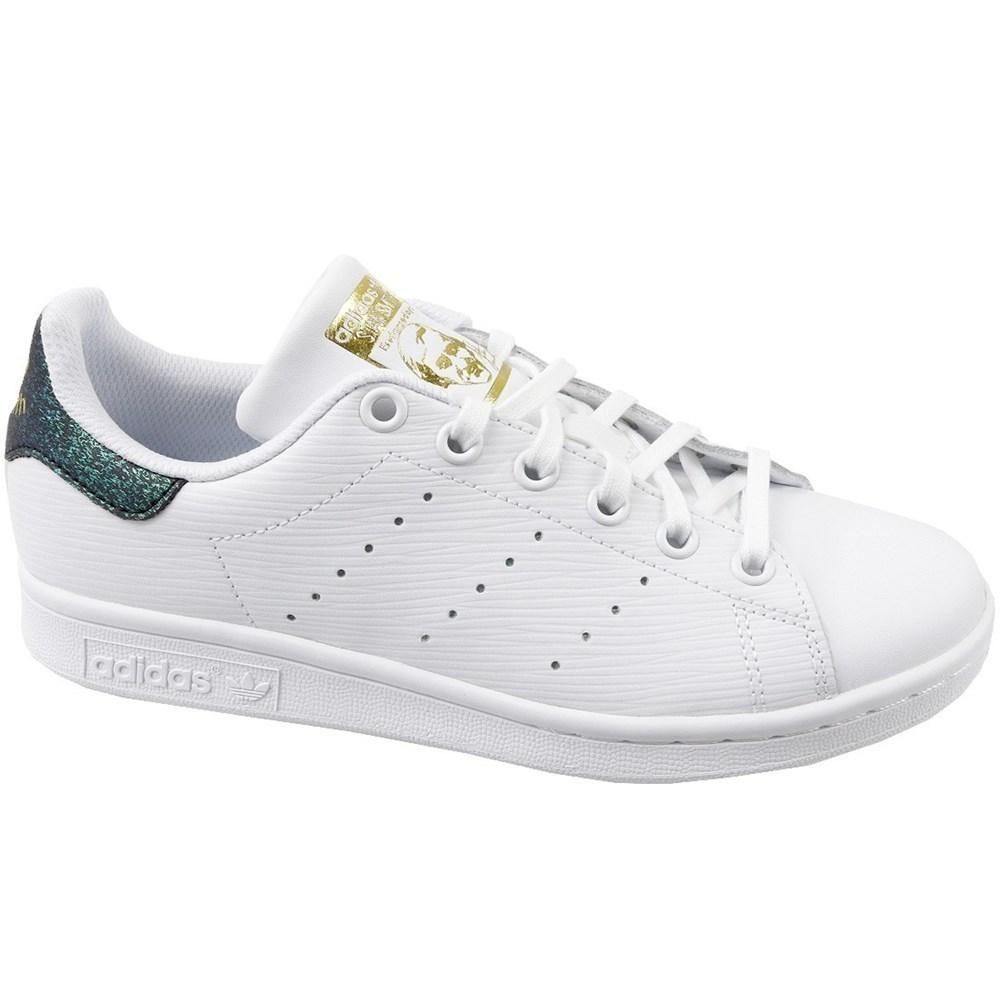 adidas stan smith j cm8192 bassi stivali bianchi su ebay