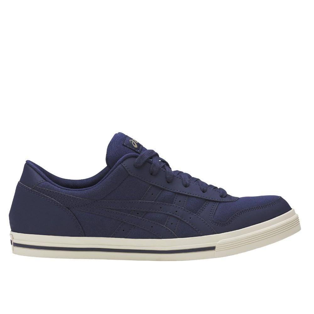 Asics Aaron HY7U15858 blu marino scarpe basse