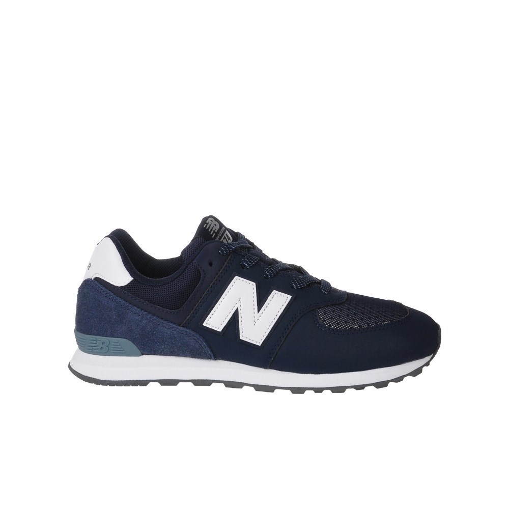 New Balance GC574D4 GC574D4 bianco scarpe basse