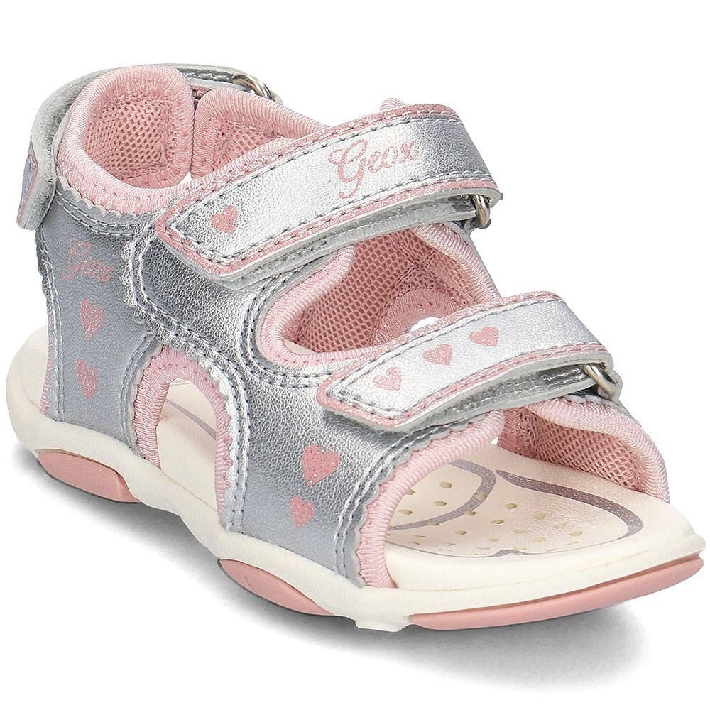 Alta qualit Geox B720ZB B720ZB0AJ15C10072023 argento sandali