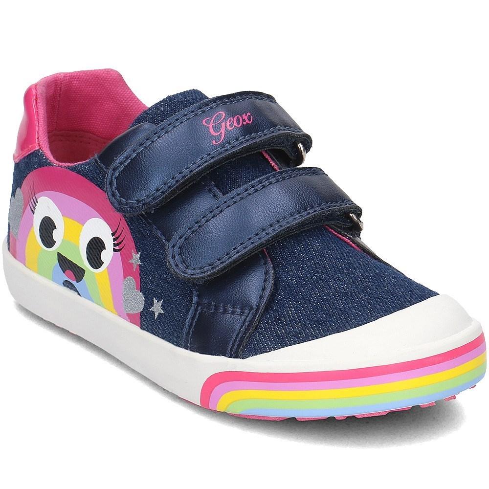 Geox B82D5B B82D5B010AJC06532123 bianco sneakers alte