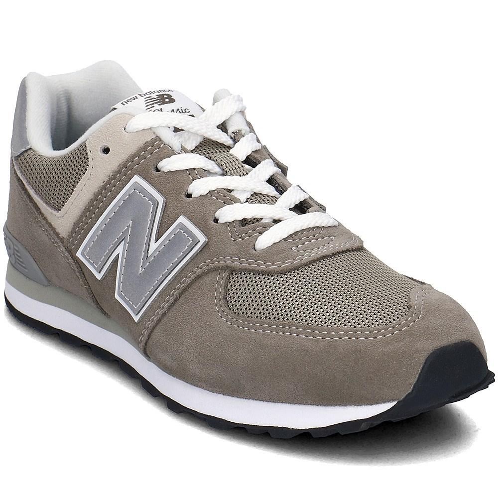 New Balance GC574GG GC574GG grigio scarpe basse