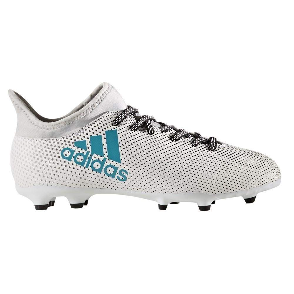 Adidas X 173 FG J S82367 bianco scarpe basse