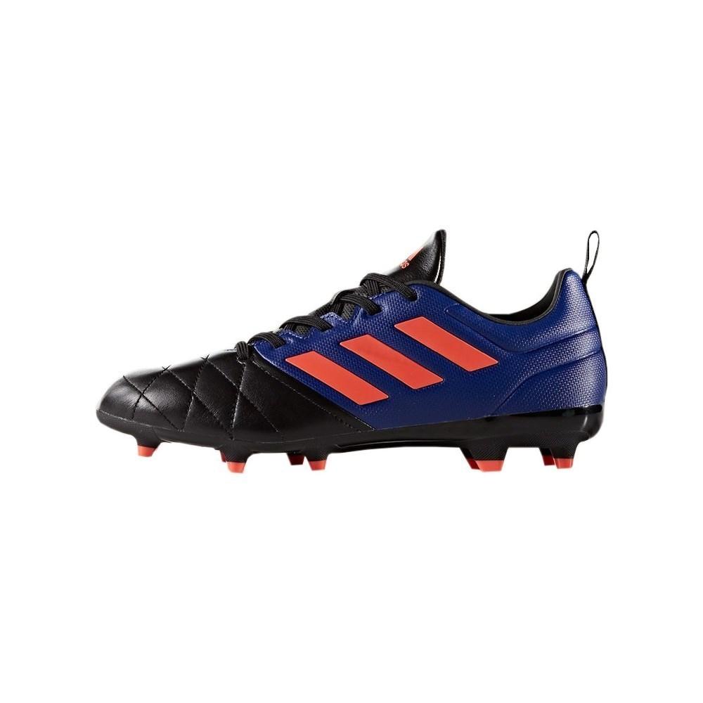 best website e6af2 7dcc6 Details about Adidas Ace 173 FG Woman S77059 black halfshoes