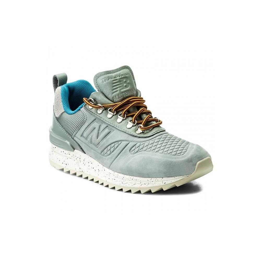 New Balance TBATRB TBATRB grigio scarpe basse