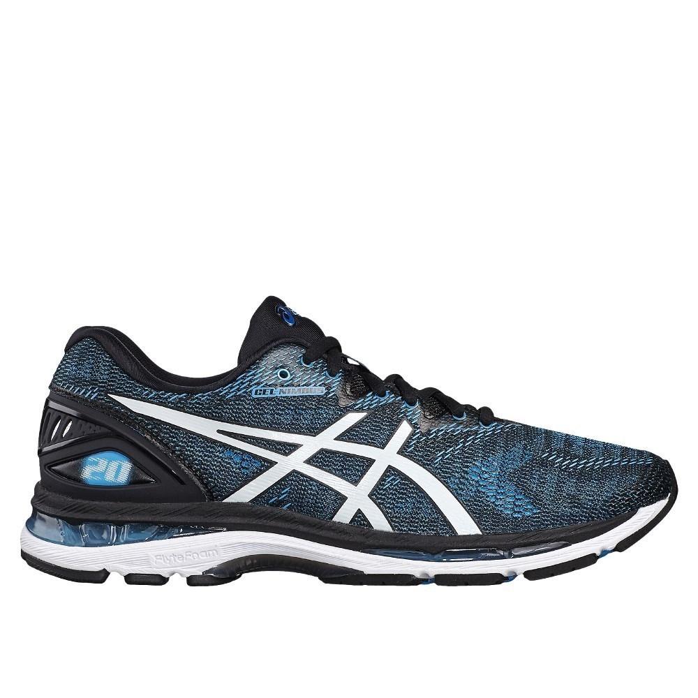 Asics Gel Nimbus 20 M T800N4101 azzuro scarpe basse
