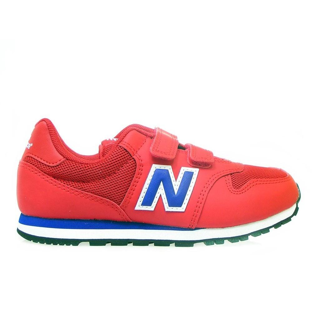 New Balance 220 WL220RR rosso scarpe basse
