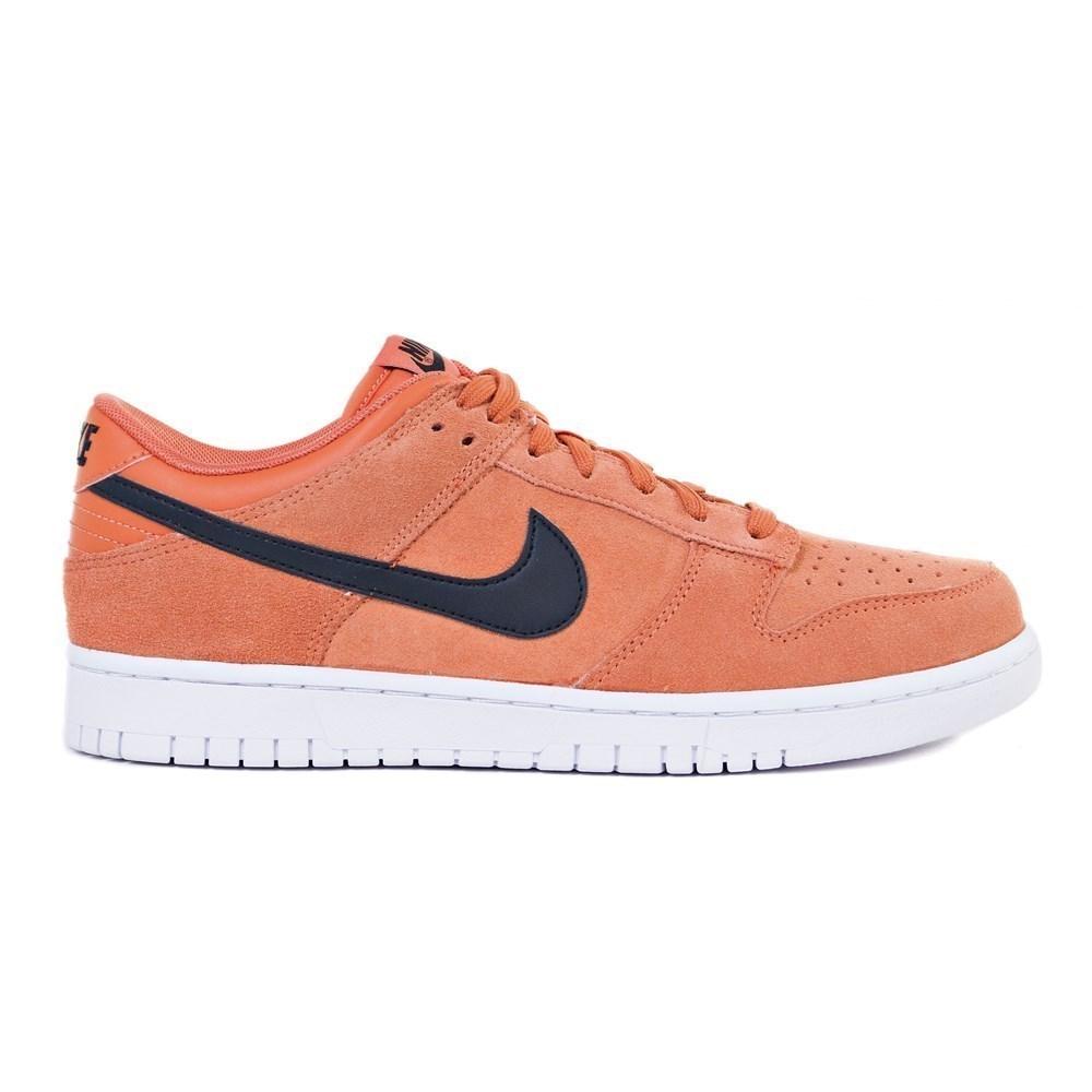 Nike Dunk Low 904234800 arancione scarpe basse