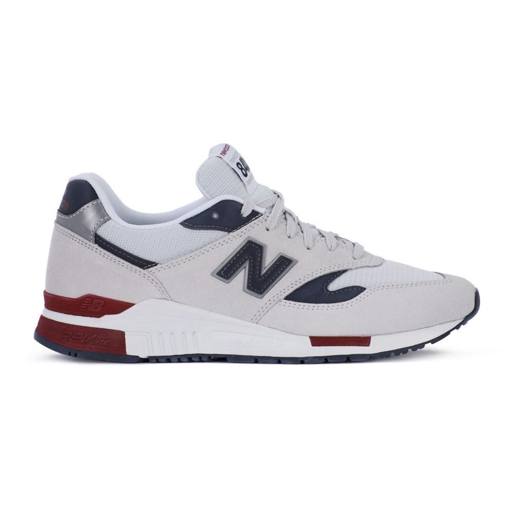 New Balance 840 WL840WF bianco lunghezza caviglia