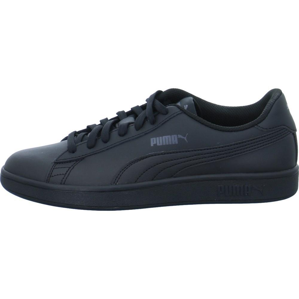 Puma Smash V2 3652150006 nero scarpe basse