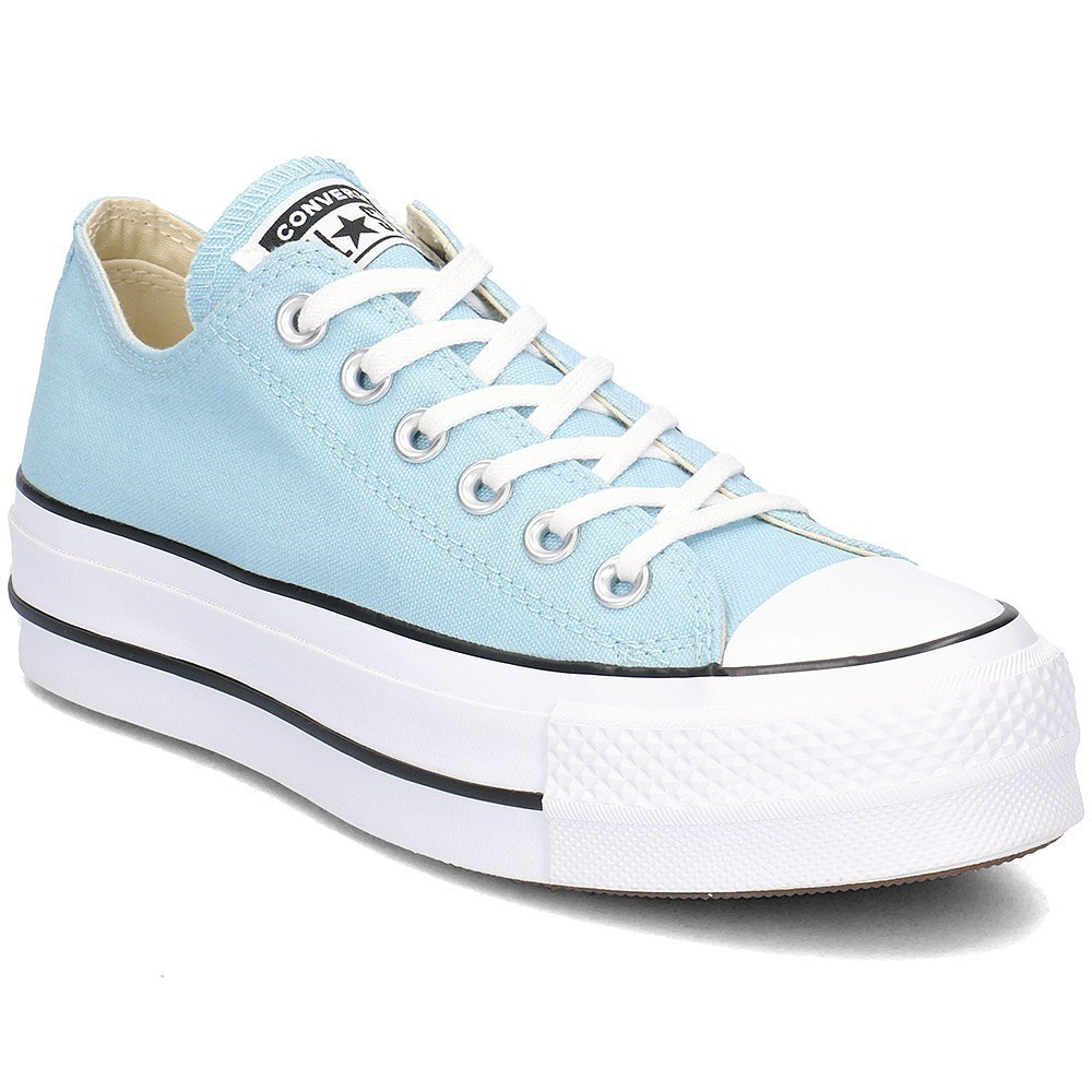 Converse Yths Chuck Taylor All Star OX 3J256 azzuro sneakers alte