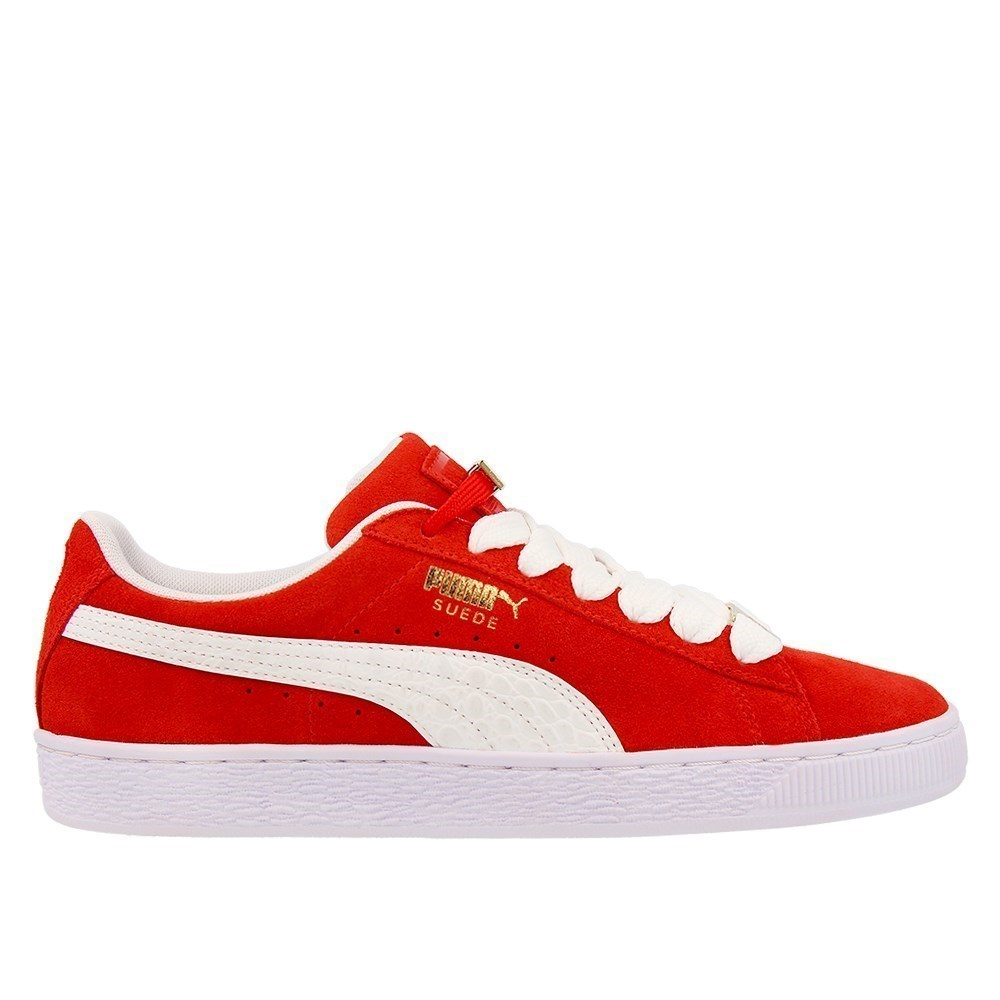 Puma Suede Classic Bboy Fabulous Flame S 36536202 rosso scarpe basse