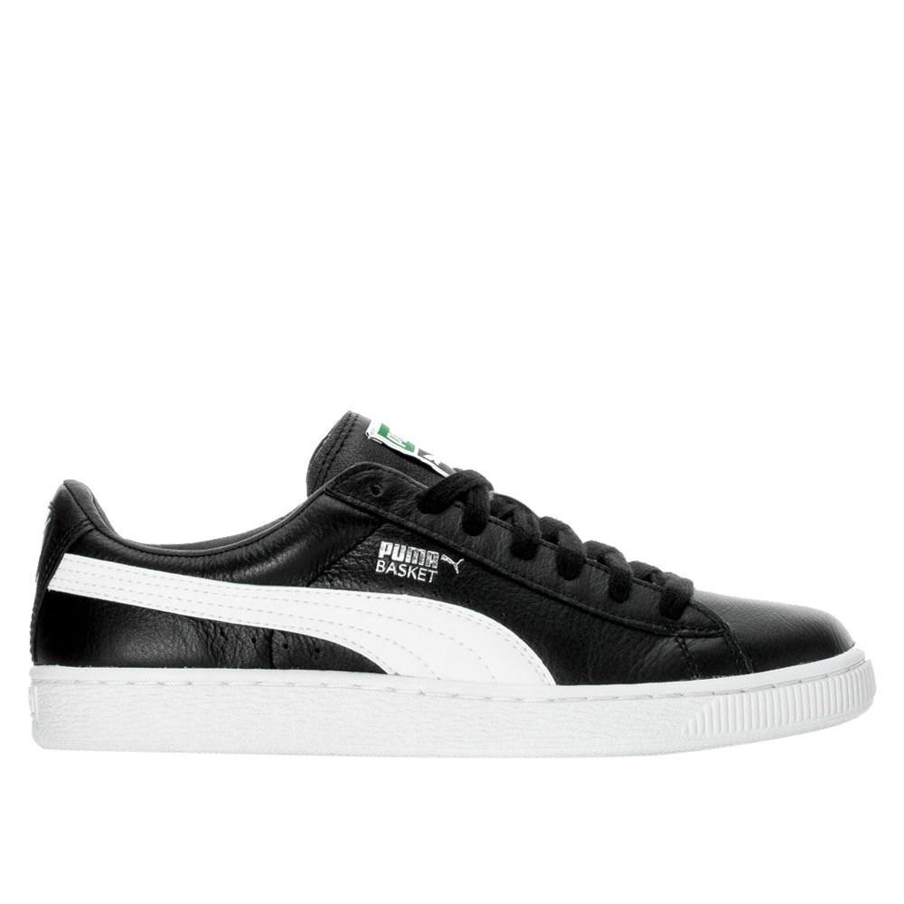 Puma Basket Classic 35436721 nero scarpe basse