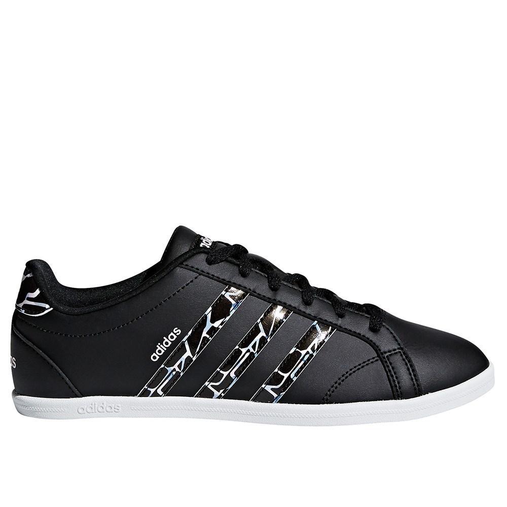 adidas VS Coneo QT W BB9647 Damen Schuhe Schwarz , | real