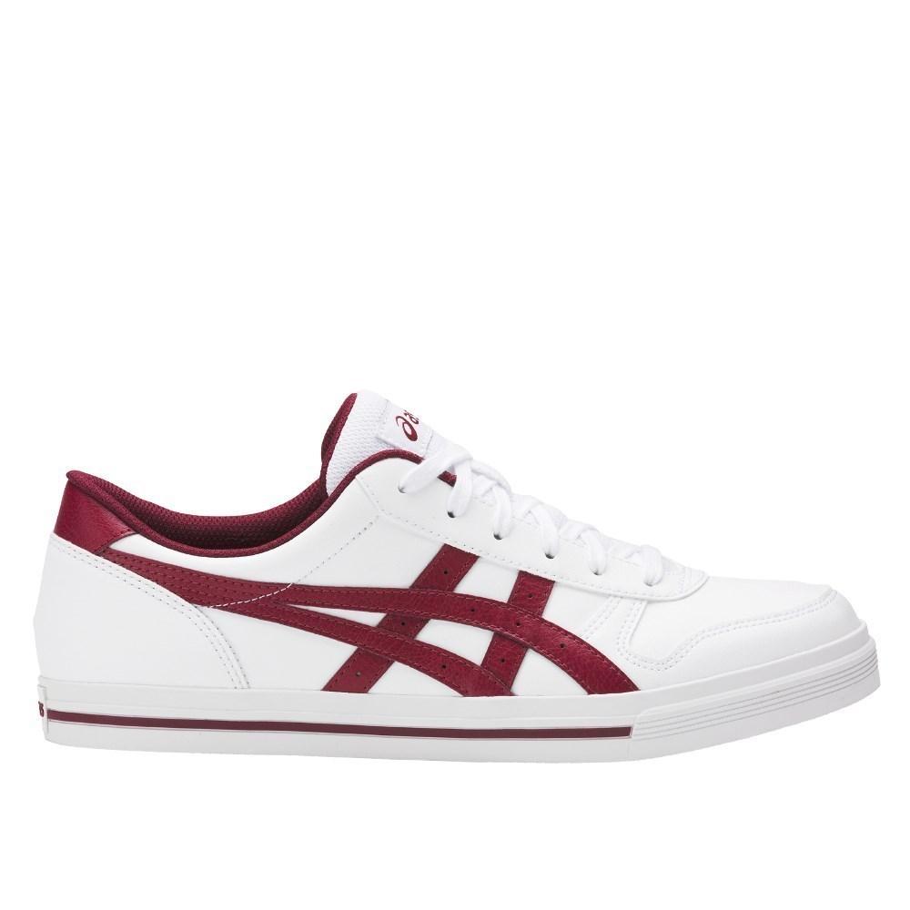 Asics Aaron HY5400126 bianco scarpe da ginnastica