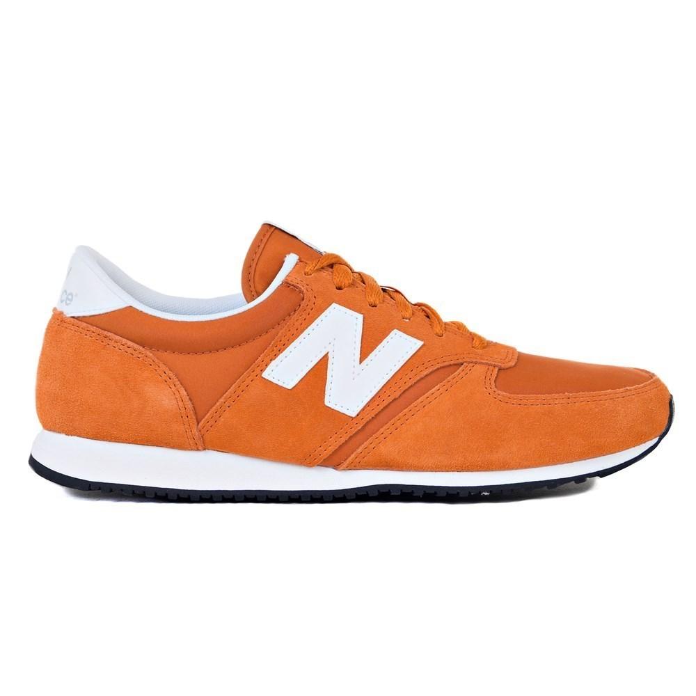 New Balance U420CBC U420CBC azzuro lunghezza caviglia