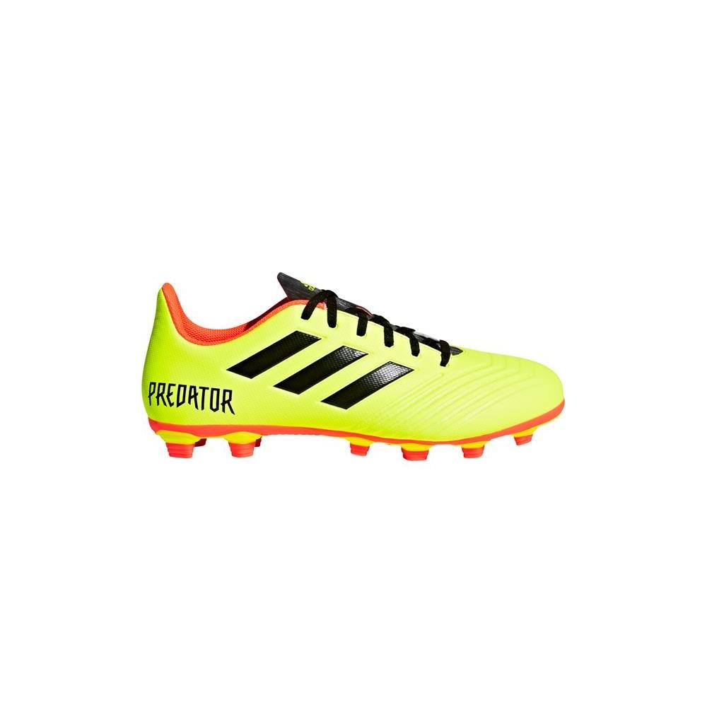 przyjazd Najlepiej najniższa zniżka Details about Adidas Predator 184 Fxg DB2005 yellow halfshoes