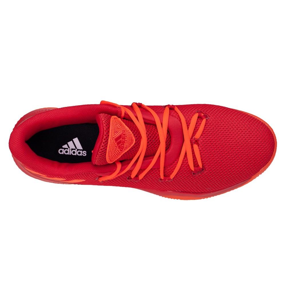 Adidas verrückt feuer feuer verrückt b72745 orange halfschuhe bdb220