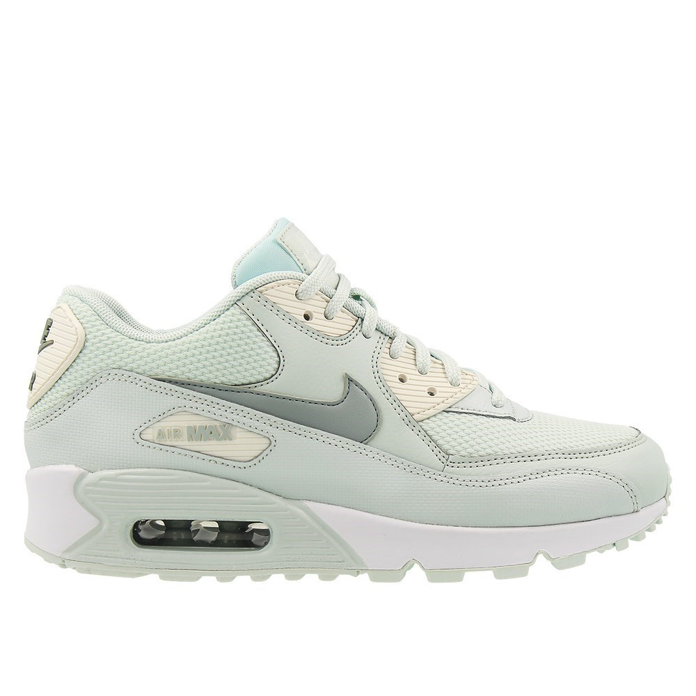 Nike Wmns Air Max 90 325213053 Vert halfchaussures