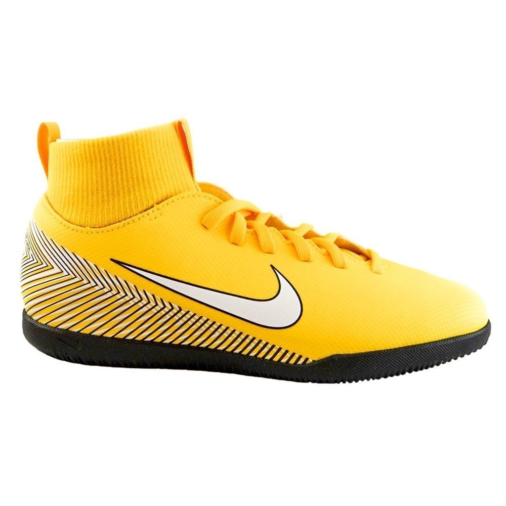 c929e0fb494 Nike Mercurial Superflyx 6 Club Neymar IC JR AO2891710 yellow halfshoes