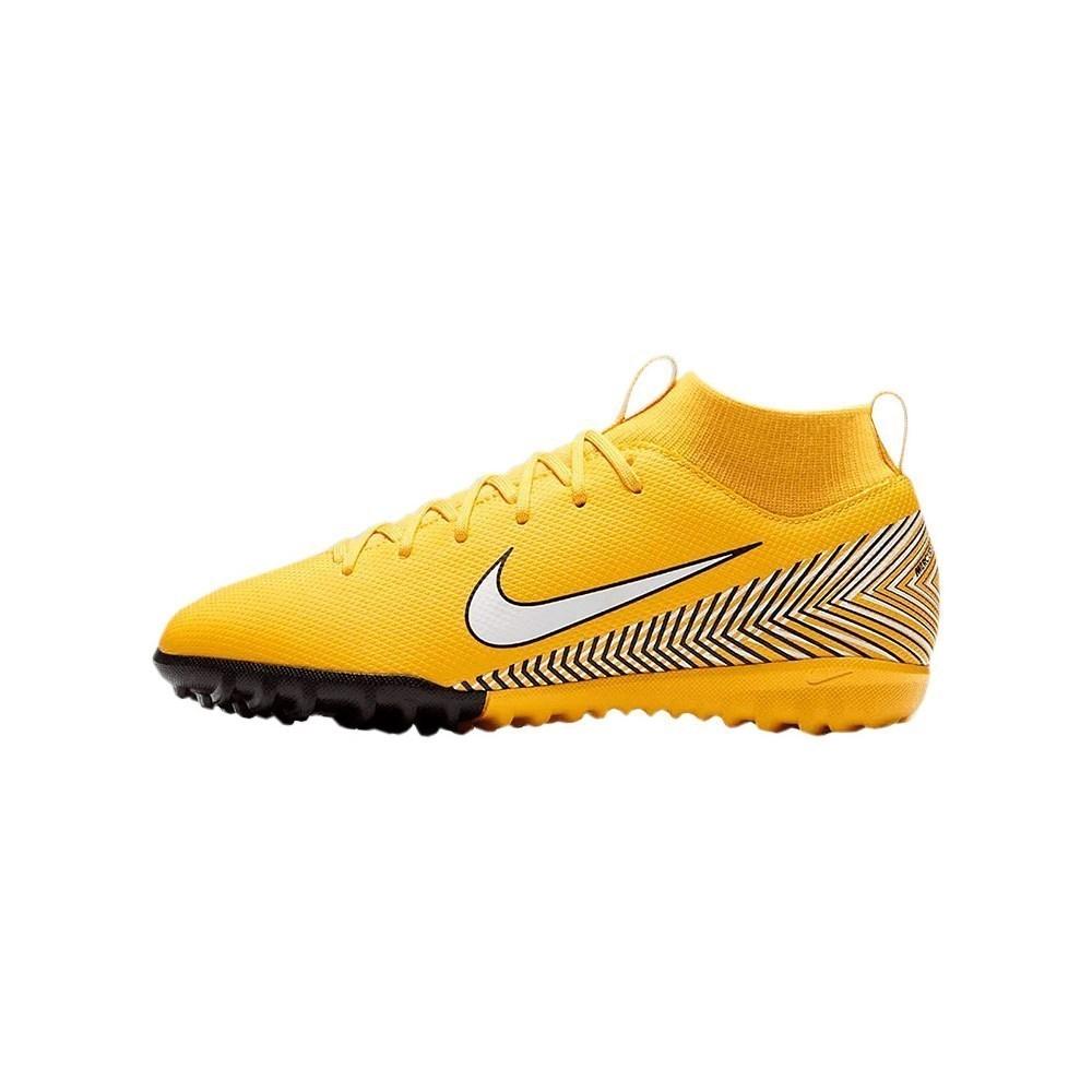 Nike JR Mercurial Superfly 6 Academy GS Neymar TF AO2887710 yellow halfshoes f9d29cd382b