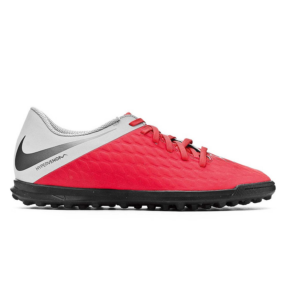finest selection 206cf 002f3 Details about Nike Hypervenom 3 Club TF AJ3811600 red halfshoes