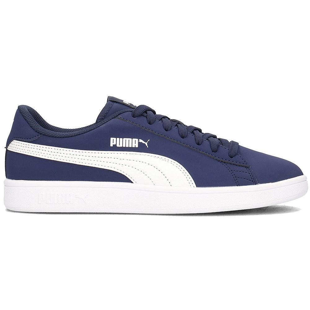 Puma Smash V2 36516009 halfzapatos Azul Marino