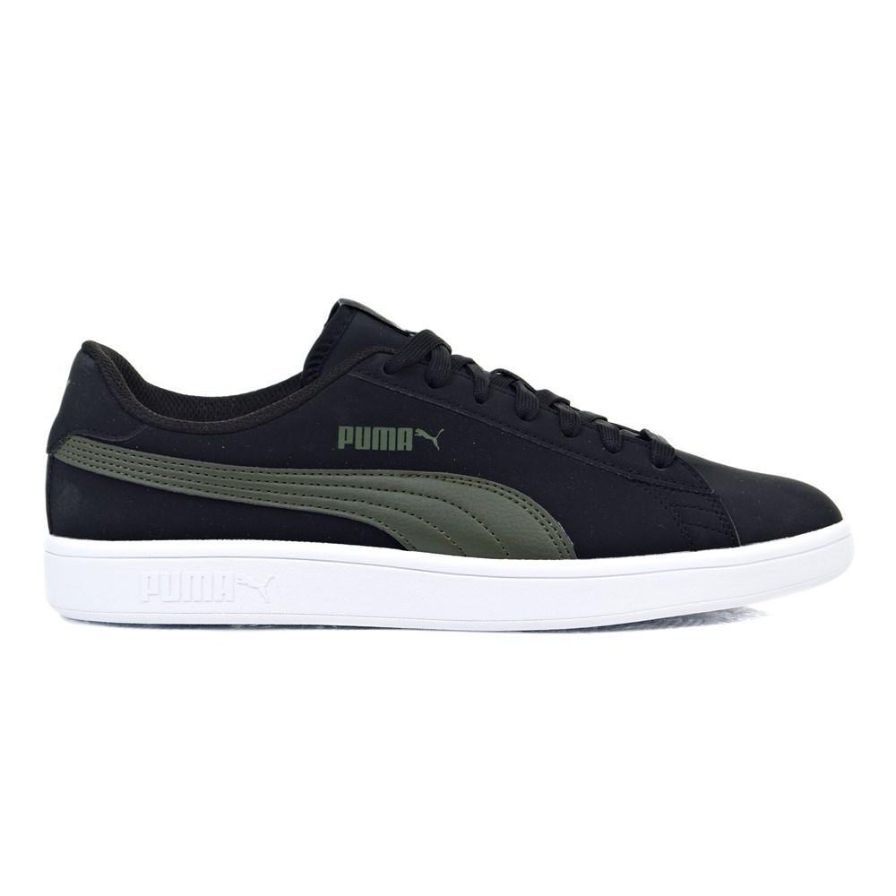 lägre pris med 100% toppkvalitet halv av Puma Smash V2 Buck 36516005 black halfshoes | eBay