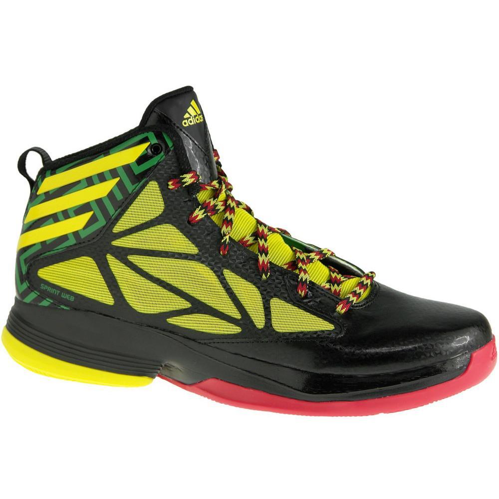 Adidas Crazy Fast G59722 giallo stivaletti