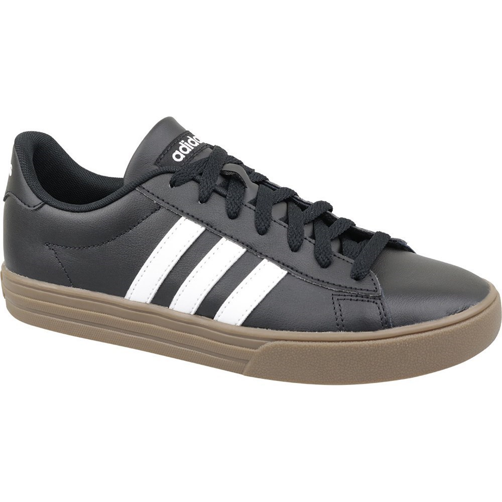 Details About Adidas Daily 20 F34468 Black Halfshoes