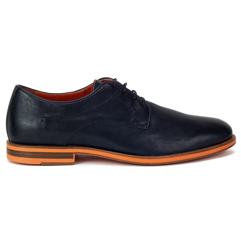 Geox bayle u927cb0003cc4002 azul oscuro zapato bajo
