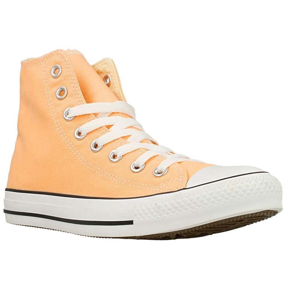 Converse Chuck Taylor All Star HI 136814C arancione scarpe da ginnastica