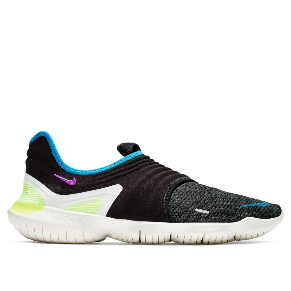 Details zu Nike Free RN Flyknit 30 AQ5707003 schwarz halbschuhe