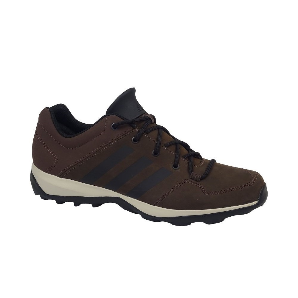 Details about Adidas Daroga Plus Lea B27270 brown halfshoes