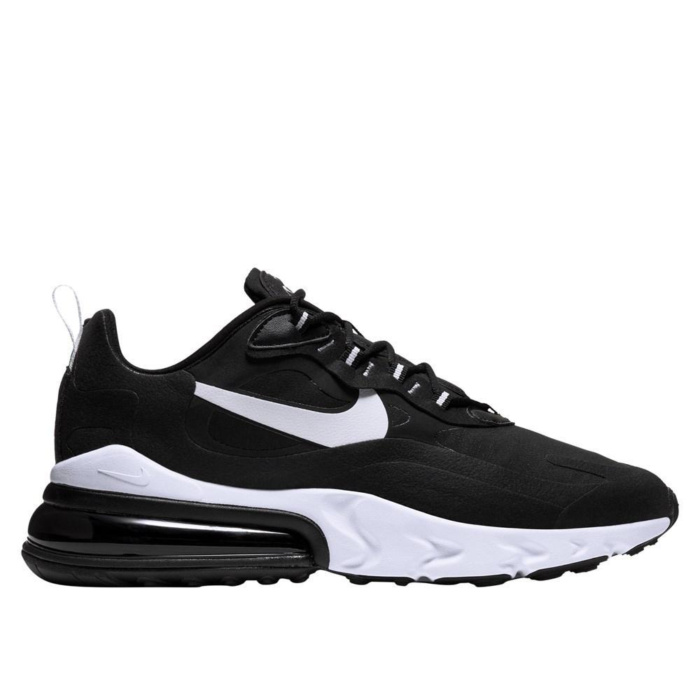 Details zu Nike Air Max 270 React AO4971004 black halfshoes