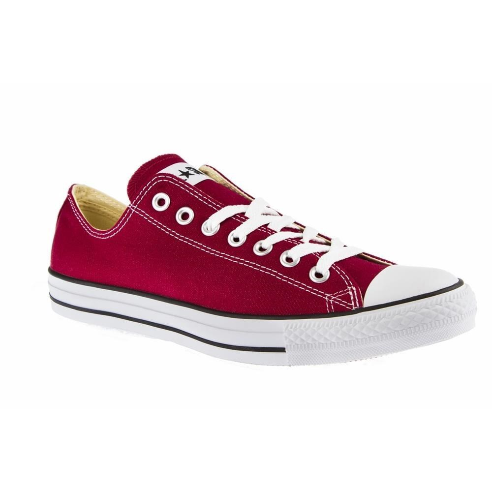Converse All Star OX M9691 carminio scarpe da ginnastica
