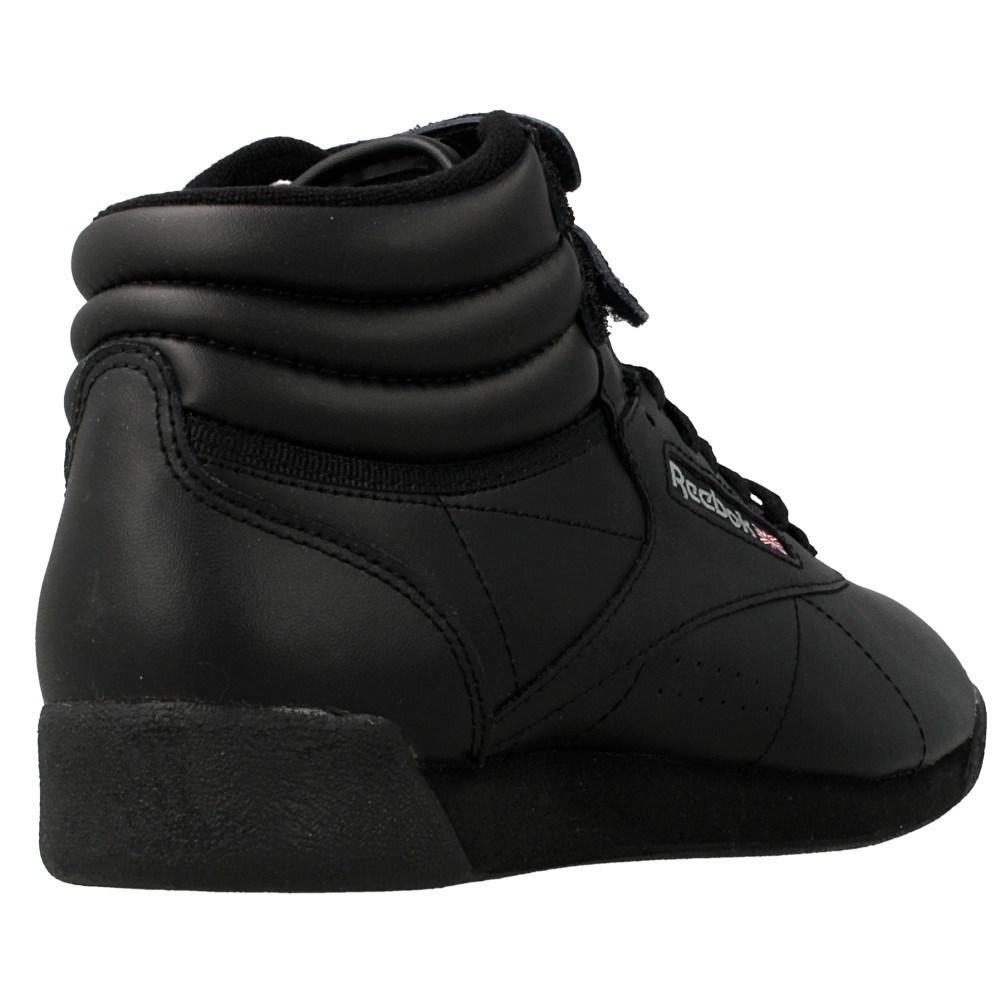 Reebok Freestyle 2240 zapato negro zapato 2240 bajo b36109